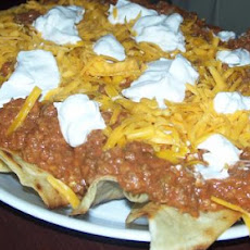Delicious Nachos Supreme