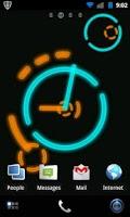 Screenshot of NeonGears Live Wallpaper Full