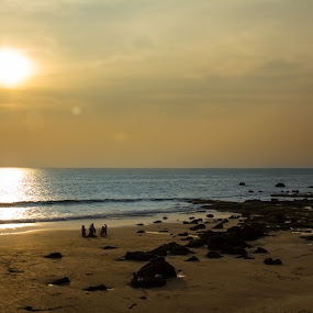Konkan Coast by Rohan Pavgi - Landscapes Beaches ( konkan, beaches, sunset, devgad, india, maharashtra,  )