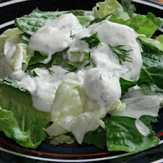 White Goddess Salad Dressing