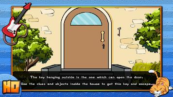 Screenshot of Pent House Escape