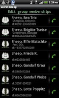 Screenshot of SecretSheep Lite - hide ID