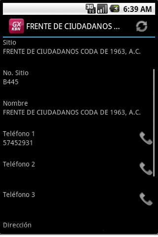 【免費交通運輸App】Directorio Taxis-APP點子