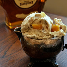 Lemon, Honey, and Brandy (or Guggle Muggle) Ice Cream