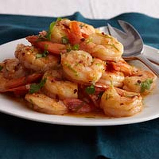 Tangy Lime Shrimp