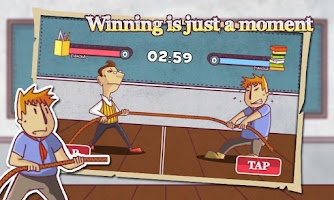 Screenshot of Classroom Tug War