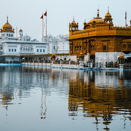 Golden Temple by KP Singh - Buildings & Architecture Places of Worship ( golden temple, punjab, sikhism, india, amritsar, ludhiana )