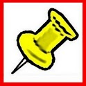 Placemark Diary icon