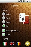 Screenshot of Video Poker Golden Edition