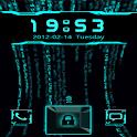 GO Locker Blue Tech 2 icon