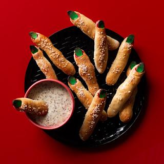 Mustard Bread Sticks Recipes
