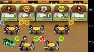Screenshot of Kitchen Run HD DEMO