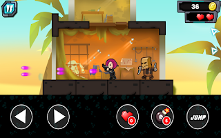 Screenshot of Action Heroes: Special Agent