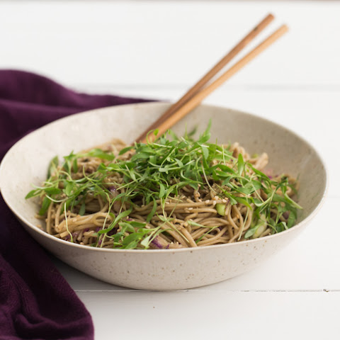 how to cook cold soba noodles