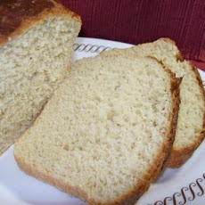 Oatmeal Bread (Bread Machine/Bread Maker)