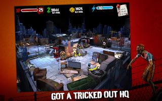 Screenshot of Zombie HQ