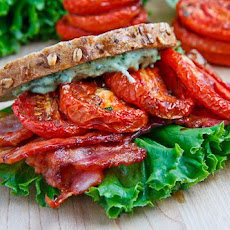 Slow Roasted Tomato BLT
