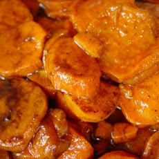 Candied Sweet Potatoes - Southern Traditional