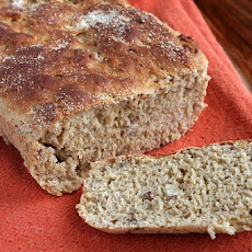 Whole Wheat- Orange Pecan English Muffin Loaf