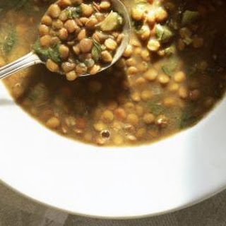 Vegetarian Lentil Soup Split Peas Recipes
