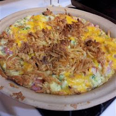 Easter Leftovers Casserole