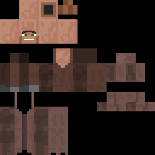 Villager Nova Skin - Skins fur minecraft installieren