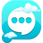 Easy SMS Blue Sky Theme icon