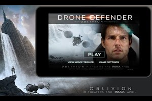Screenshot of Drone Defender
