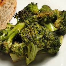 Blasted Broccoli