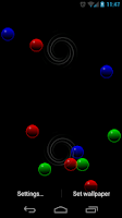 Screenshot of Marble Vortex
