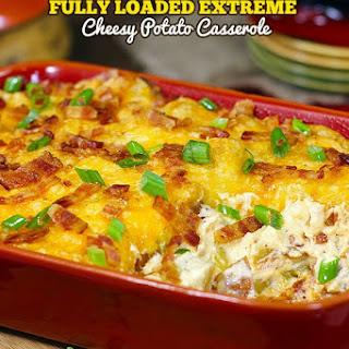 Cheesy Potatoes Casserole Cream Cheese Recipes