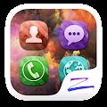 Free Download Color X Theme - ZERO launcher APK for Blackberry