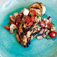 Caprese Chicken [Recipe Recycle]