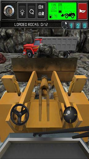 Loader Simulator PRO - screenshot