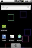 Screenshot of Falling Polygons