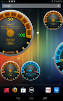 Screenshot of Cpu Gauge