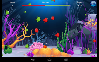 Screenshot of Little Fish