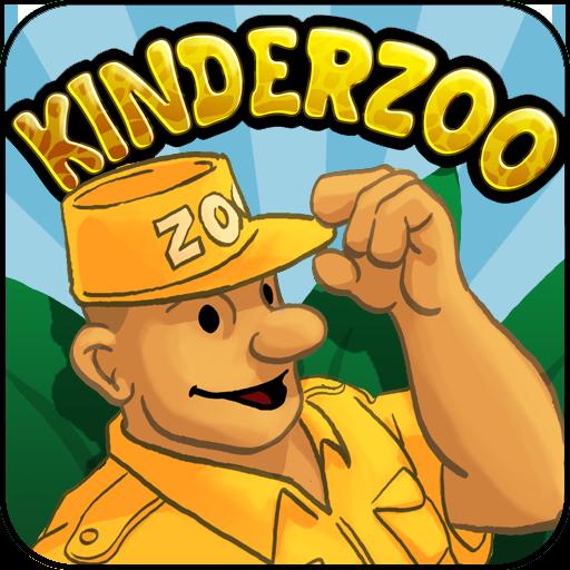 KinderZoo LOGO-APP點子