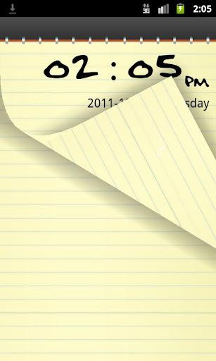 Go Locker Notepad
