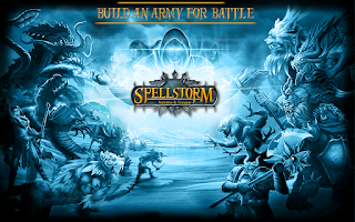 Screenshot of Spellstorm
