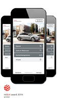 Screenshot of Audi eKurzinfo