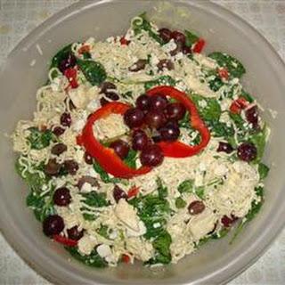 Spinach Pasta Salad Mayonnaise Recipes