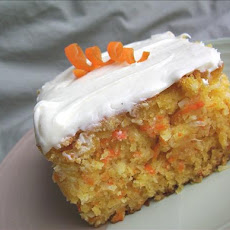Phenomenal Carrot Cake