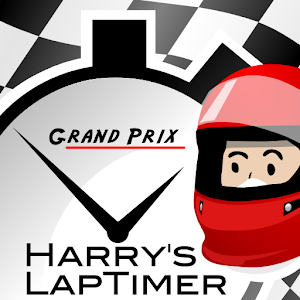 Cover art Harrys LapTimer GrandPrix