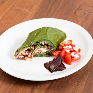 Spinach And Goat Cheese Roulade Recipes