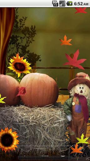 Autumn Autkins Live Wallpaper