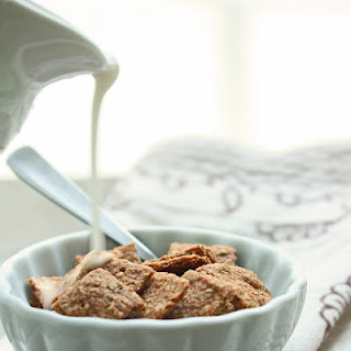 Cinnamon Faux-st Crunch Cereal