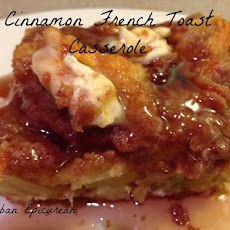 Cinnamon French Toast Casserole