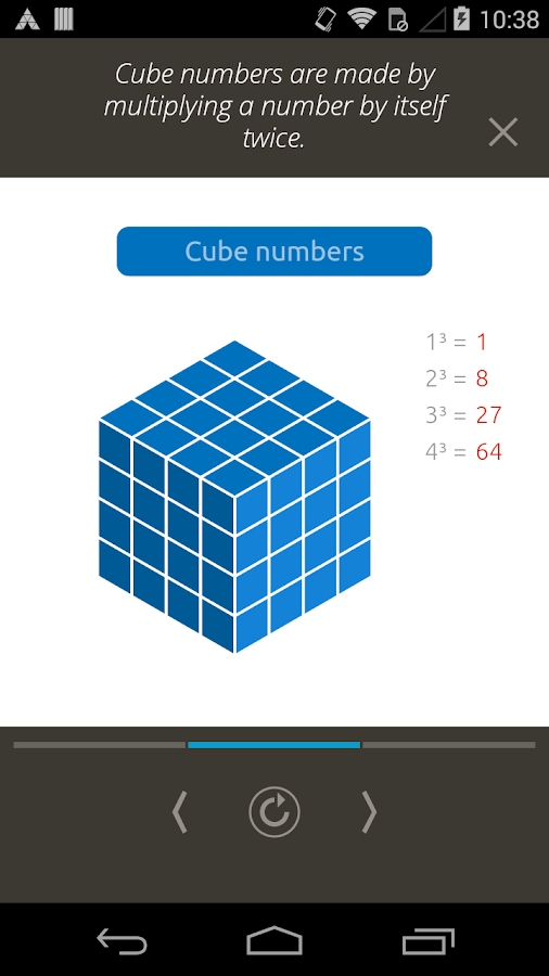 KS3 Maths: Core - nimbl Screenshot 2