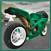 Game Motorcycle Trial Driving APK for Windows Phone